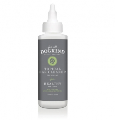 for all dog kind topical ear cleaner
