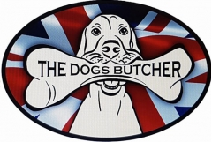 the dog's butcher veal, duck & turkey mince 1kg